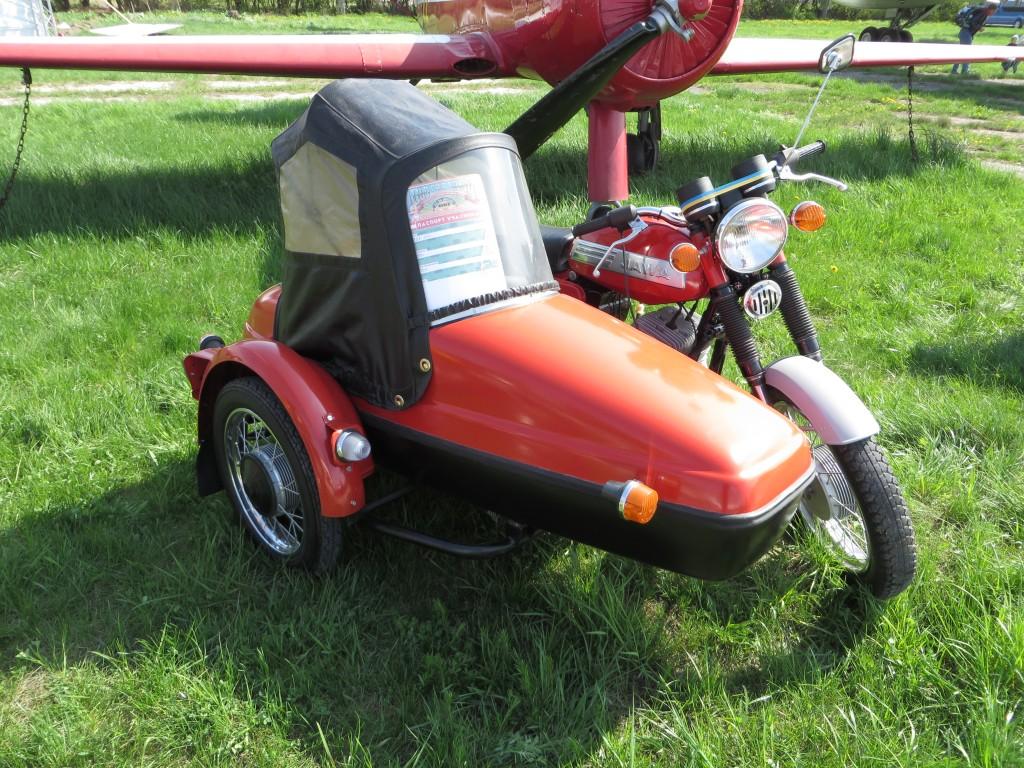 мотоцикли, OldCarLand-2016, Jawa-350