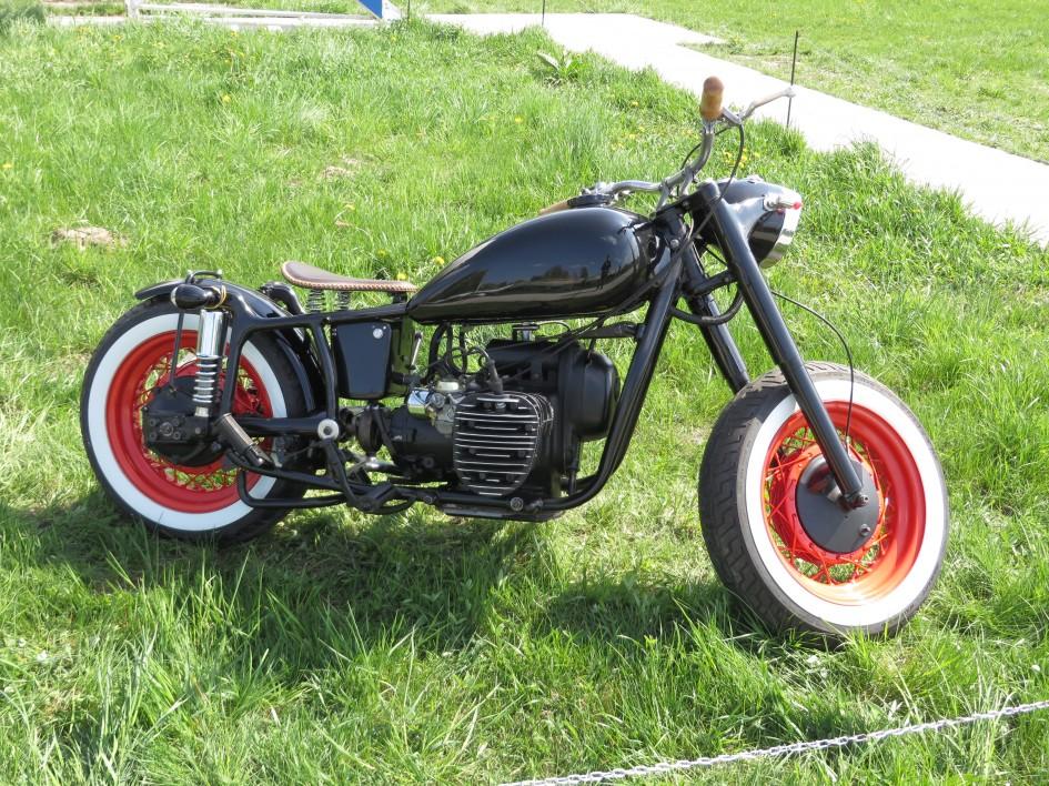 мотоцикли, OldCarLand-2016
