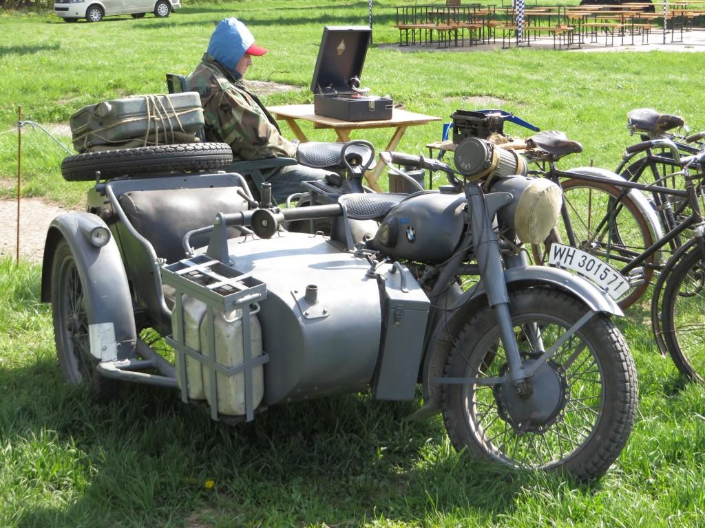 мотоцикли, OldCarLand-2016, BMW R-71