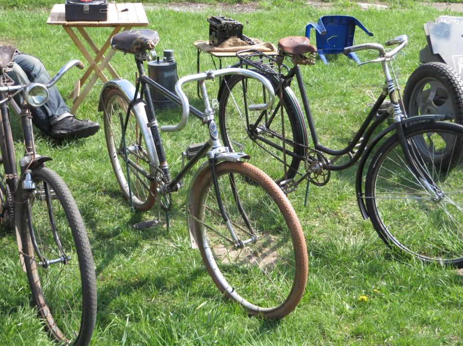 велосипеди, OldCarLand-2016, Brennabor