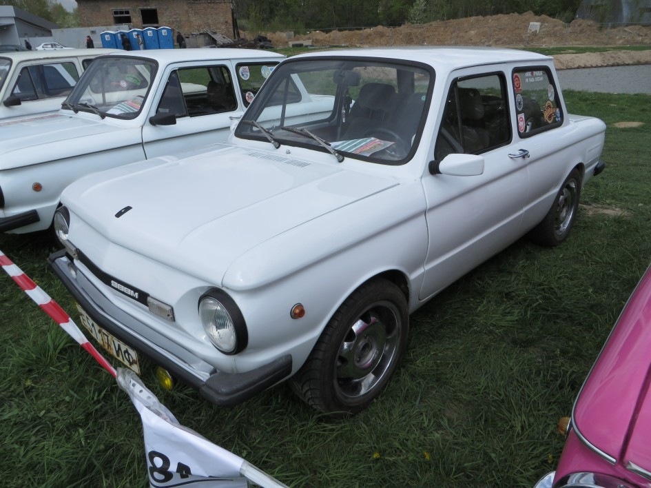 OldCarLand-2016, ЗАЗ-968М