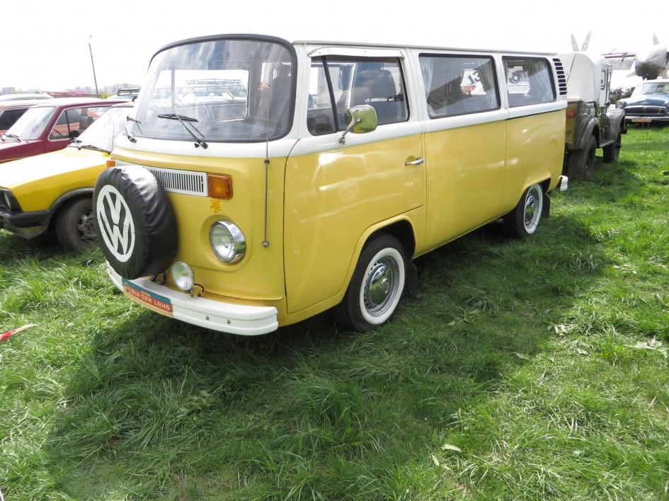OldCarLand-2016, VW Transporter T2