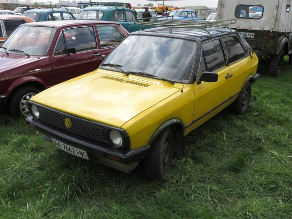 OldCarLand-2016, VW Polo I