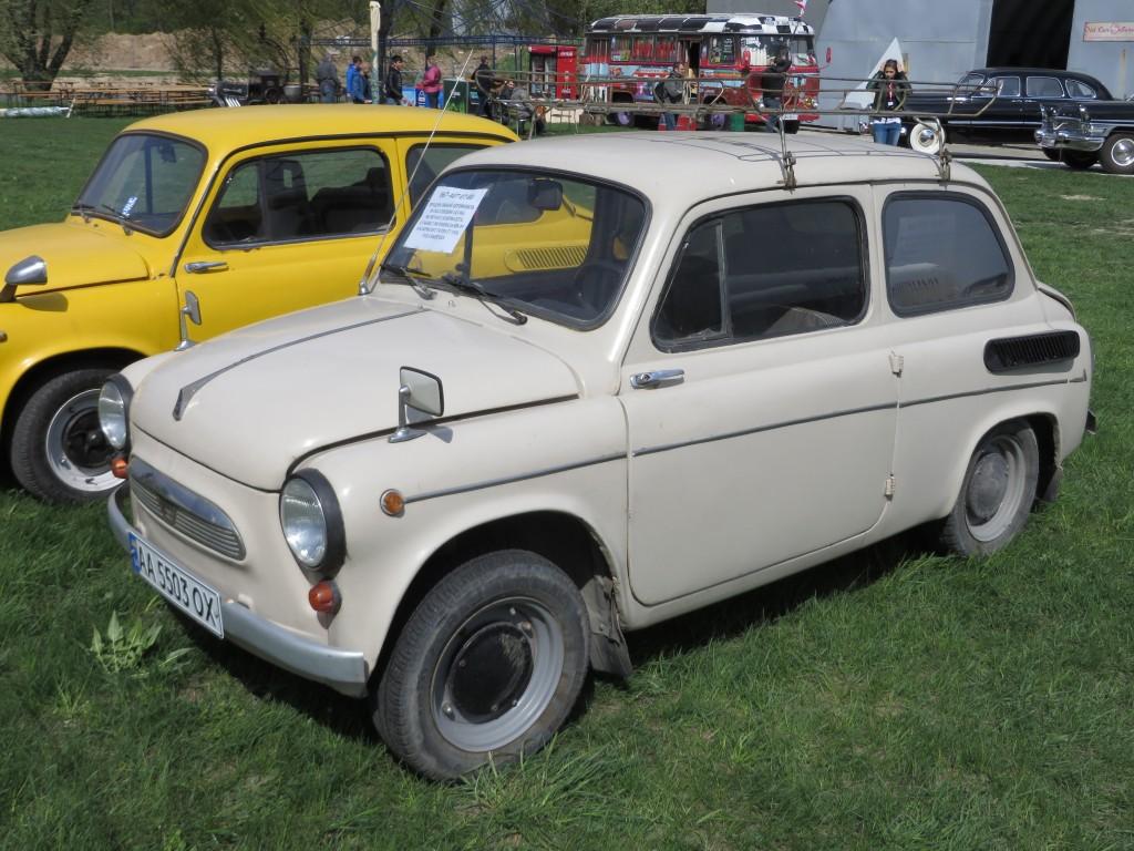 OldCarLand-2016, ЗАЗ-965АЕ Jalta