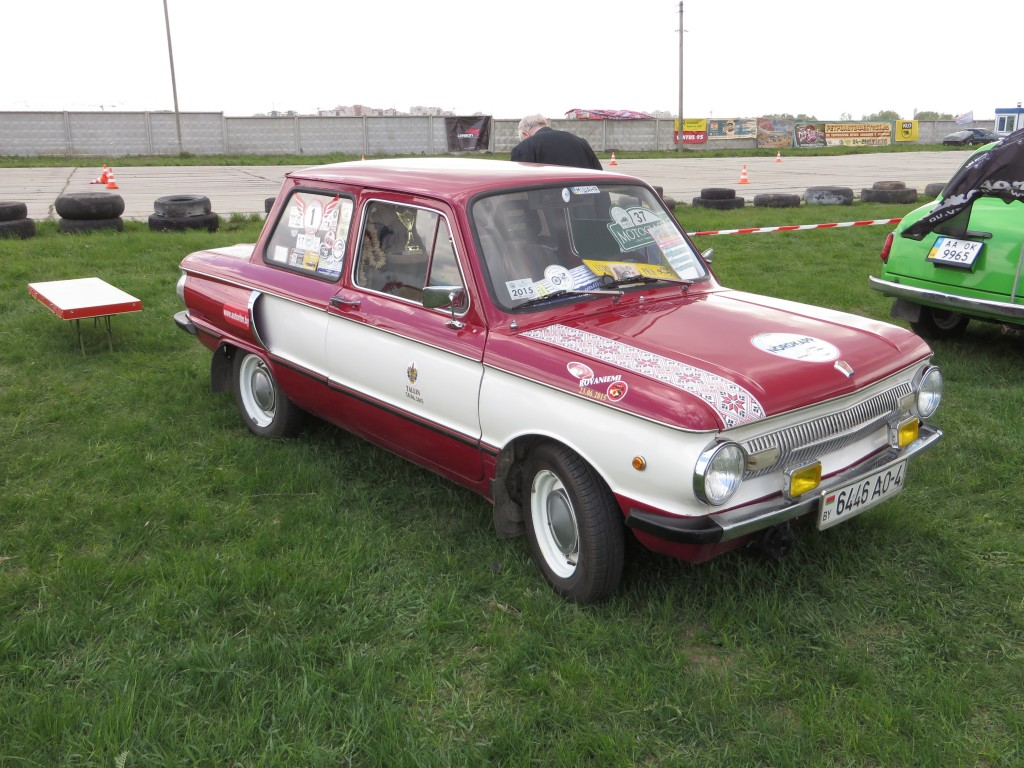 OldCarLand-2016, ЗАЗ-966