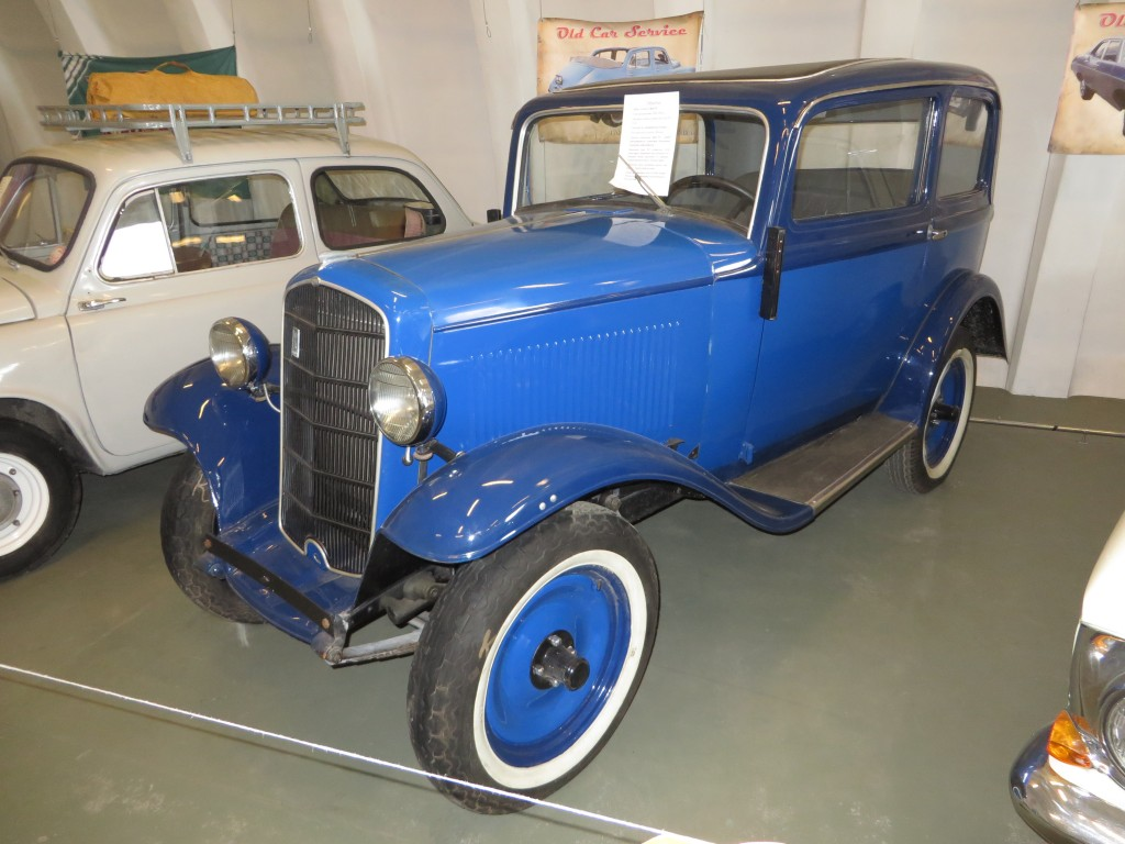 автомобілі, OldCarLand-2016,Opel P4