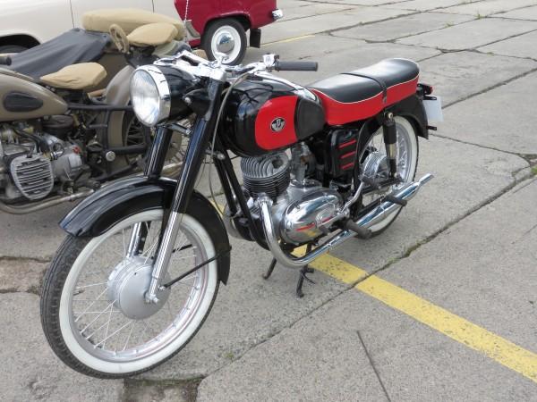 мотоцикли, OldCarLand-2016, Pannonia TLF