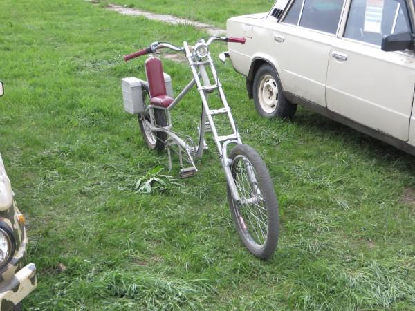 велосипеди, OldCarLand-2016