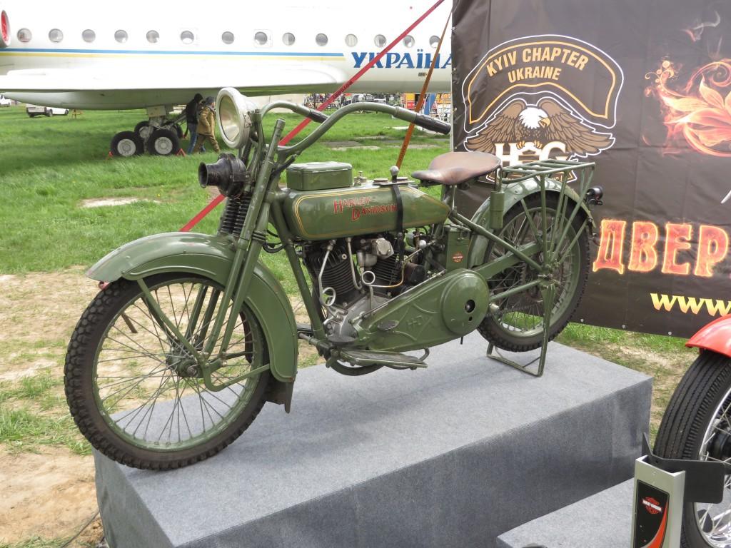 Harley-Davidson, мотоцикли