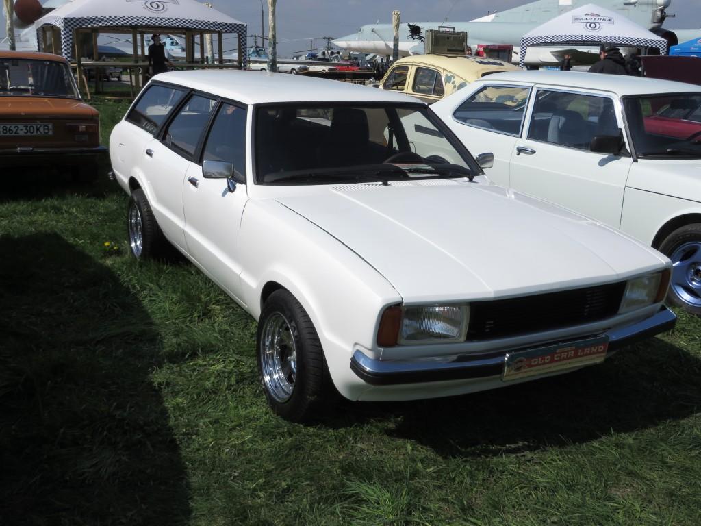 автомобілі, OldCarLand-2016, Ford Taunus