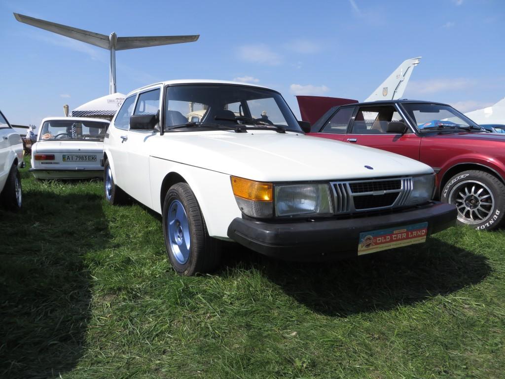 автомобілі, OldCarLand-2016, Saab 900