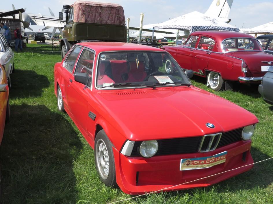 автомобілі, OldCarLand-2016, BMW 316 E21