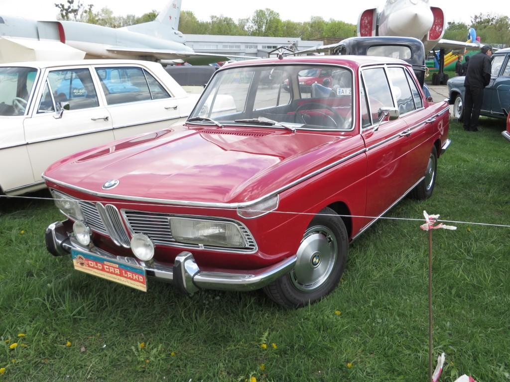 автомобілі, OldCarLand-2016, BMW 2000 NK