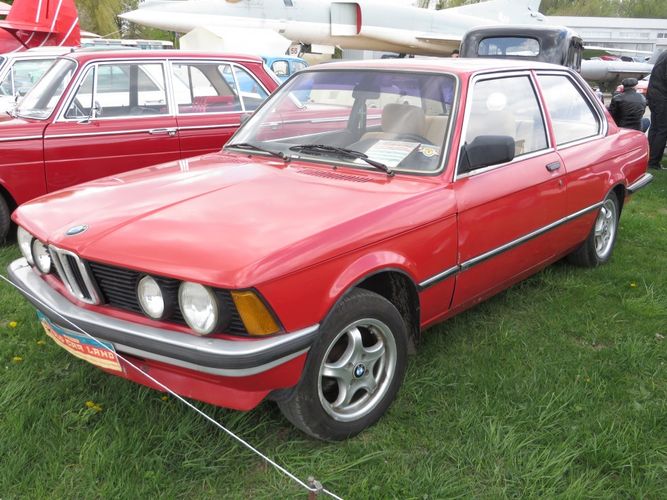 автомобілі, OldCarLand-2016, BMW 315