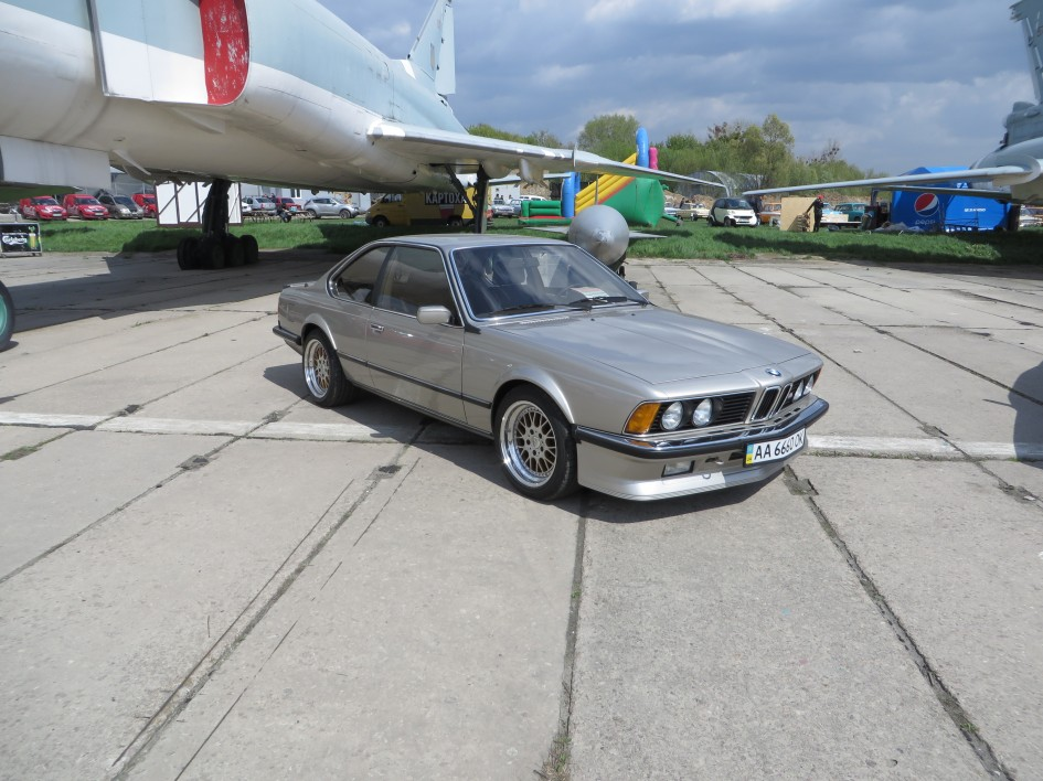 автомобілі, OldCarLand-2016, BMW M G35 CSI