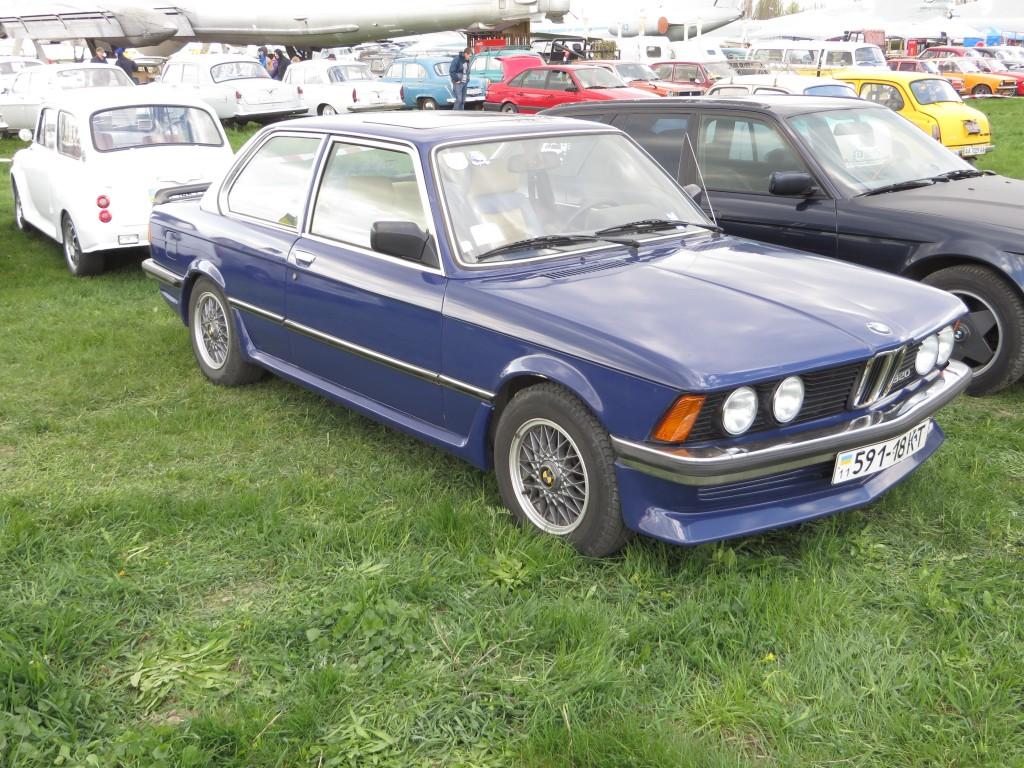 автомобілі, OldCarLand-2016, BMW 320