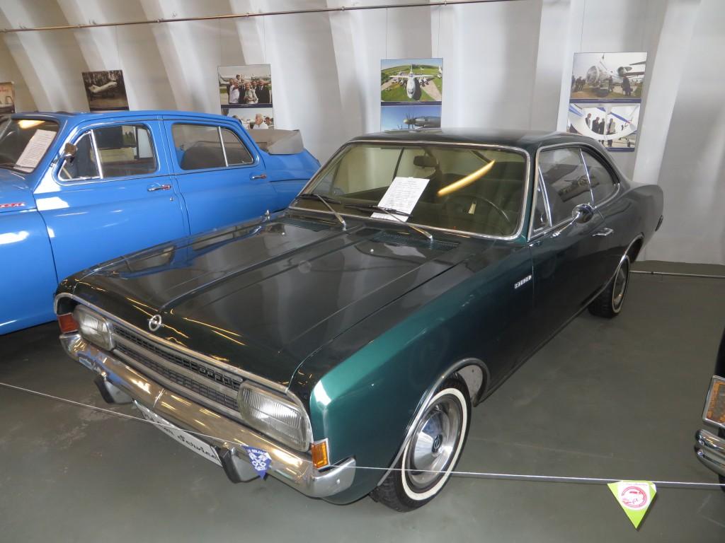 автомобілі, OldCarLand-2016,Opel Rekord C
