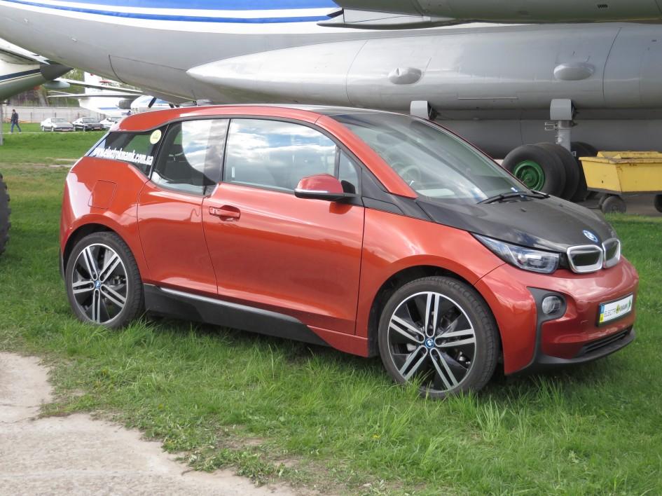 автомобілі, OldCarLand-2016, BMW i3
