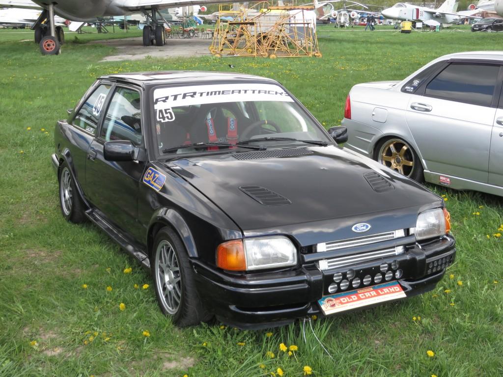 автомобілі, OldCarLand-2016, Ford Escort