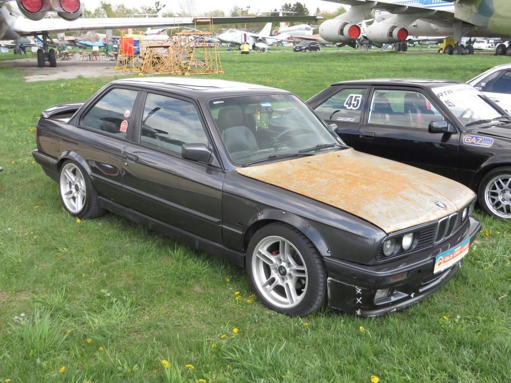 автомобілі, OldCarLand-2016, BMW E30