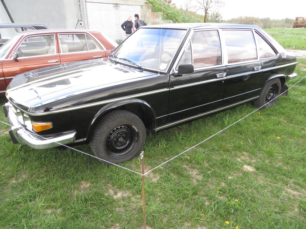 автомобілі, OldCarLand-2016, Tatra 613