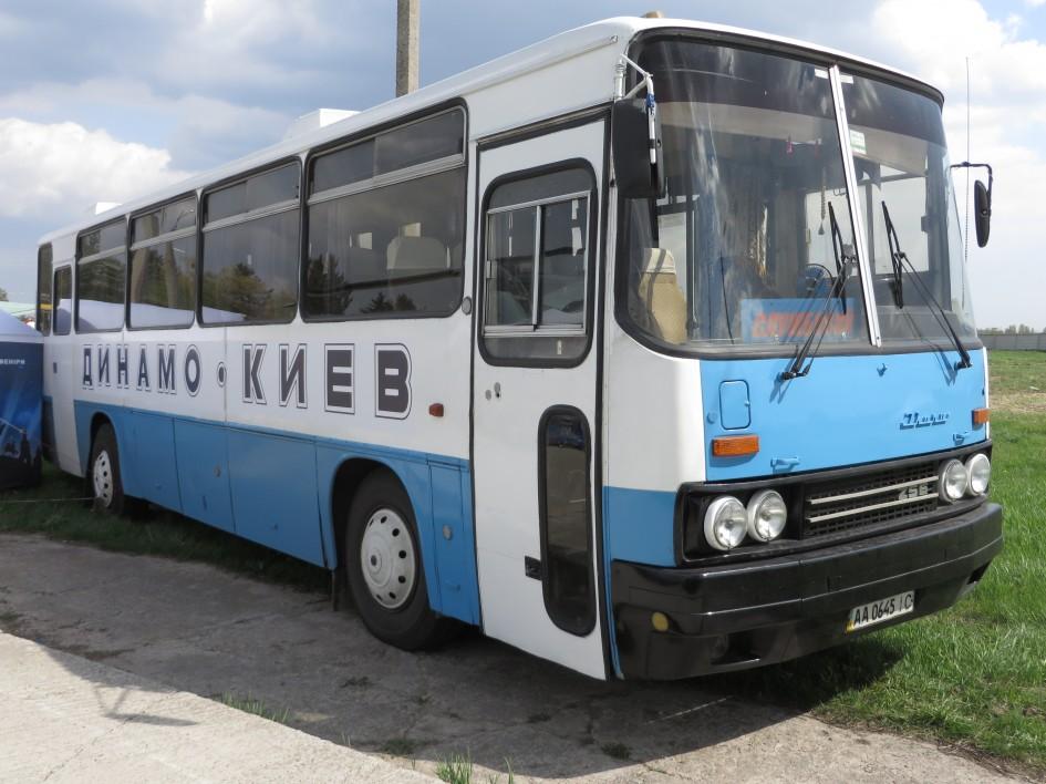 автомобілі, OldCarLand-2016, Ikarus 256