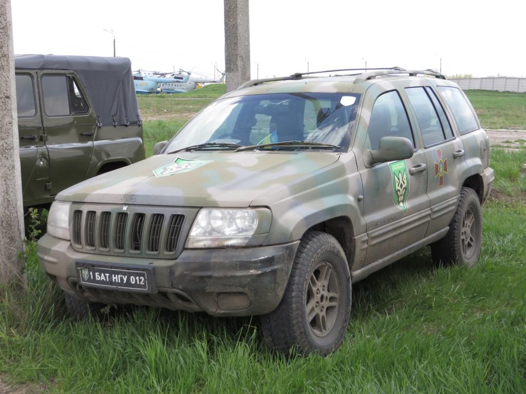 автомобілі, OldCarLand-2016, Jeep Grand Cherokee