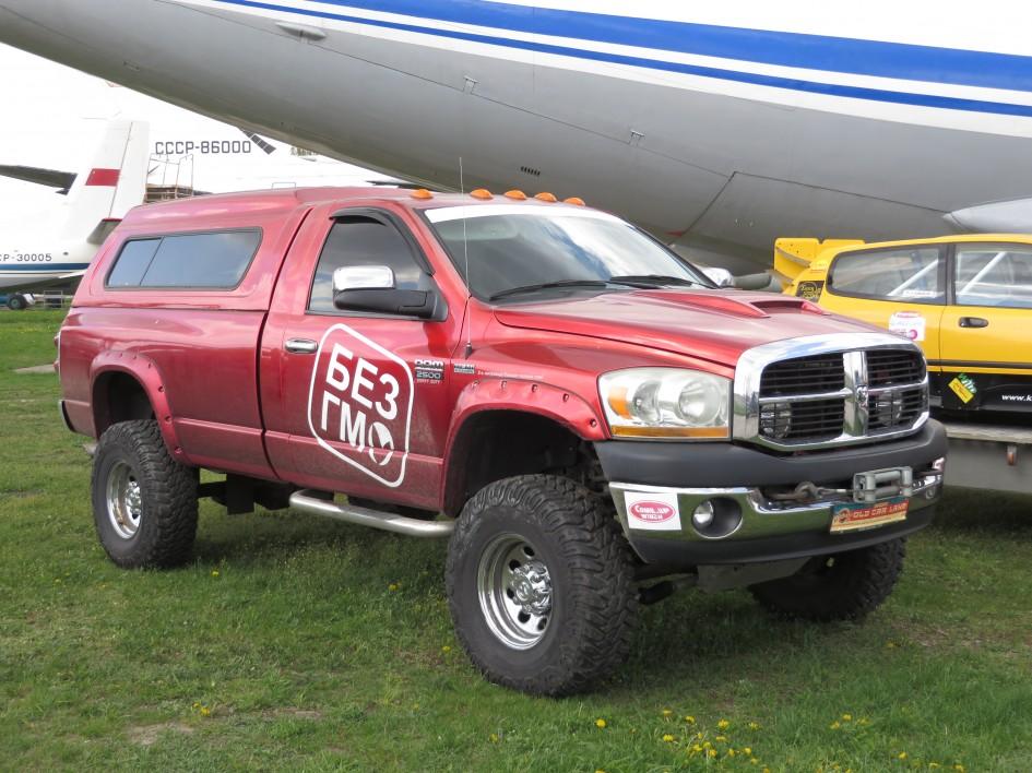 автомобілі, OldCarLand-2016, Dodge Ram
