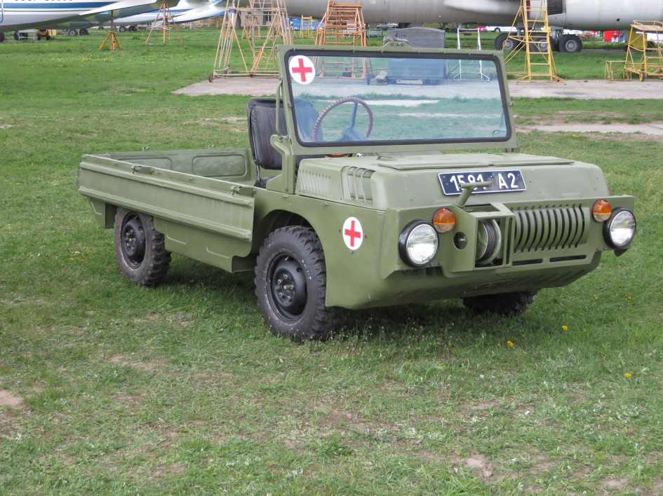 автомобілі, OldCarLand-2016, ЛуАЗ-967