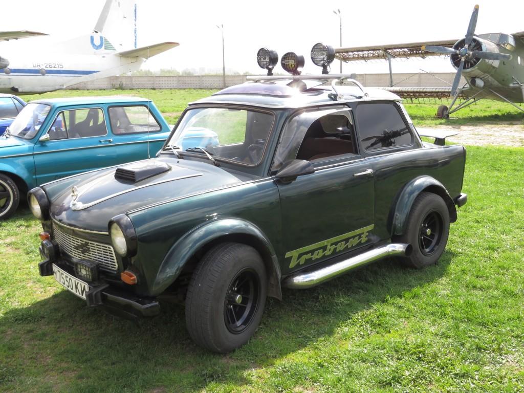 автомобілі, OldCarLand-2016, Trabant P601