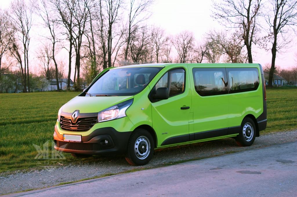 Тест-драйв Renault Trafic: мінівен, мікроавтобус чи вантажне авто?
