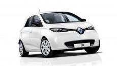 Renault Zoe: 100-тисячний електромобіль