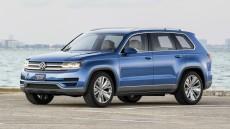 Volkswagen Teramont: новий преміум від Volkswagen