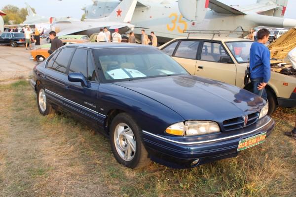 OldCarLand-2016, Pontiac Bonneville