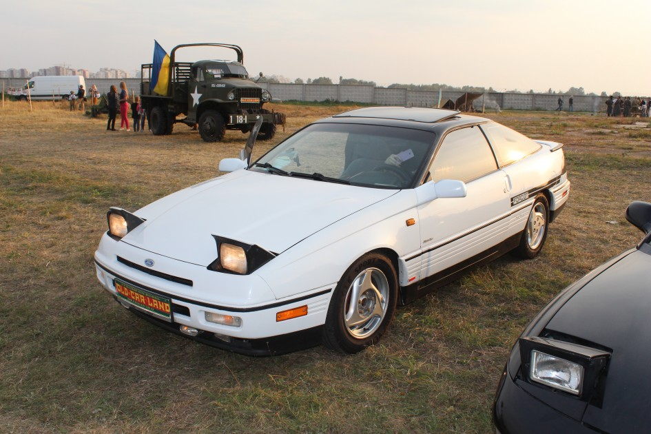 OldCarLand-2016, Ford Escort MK4, Ford Taurus, Ford Probe