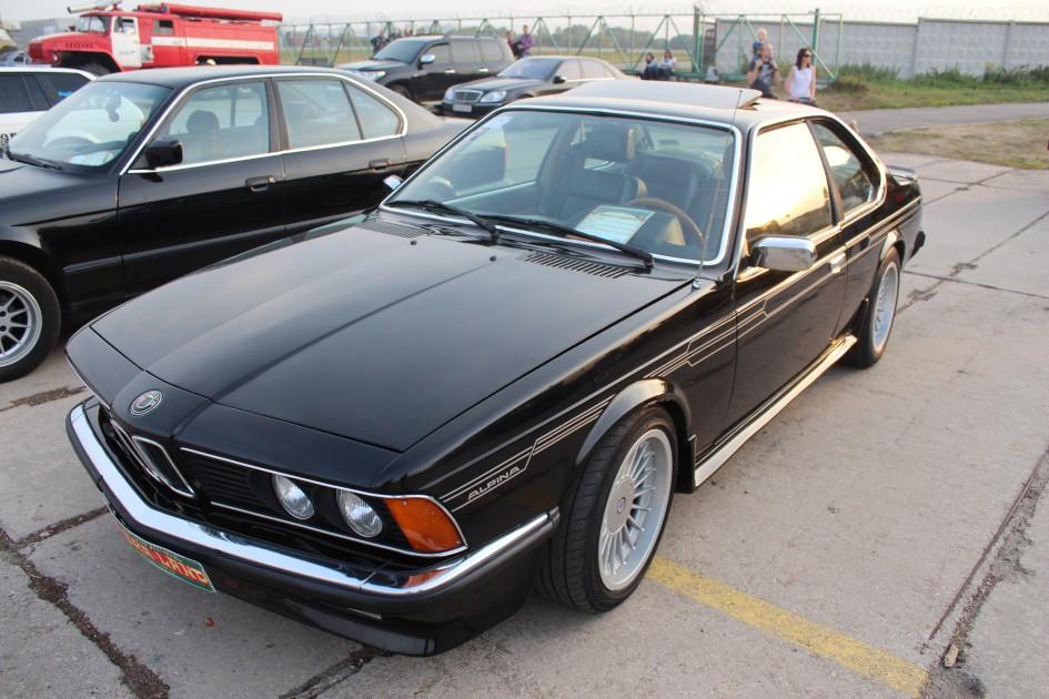 OldCarLand-2016, BMW 518, BMW 635