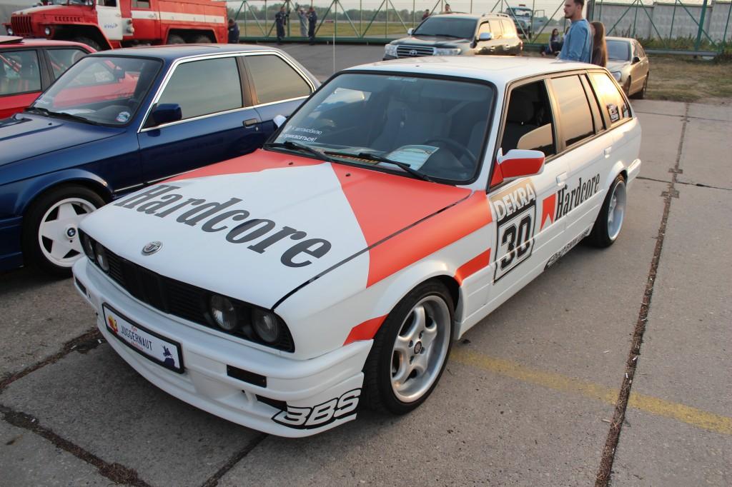 OldCarLand-2016, BMW 518, BMW 635, BMW E30