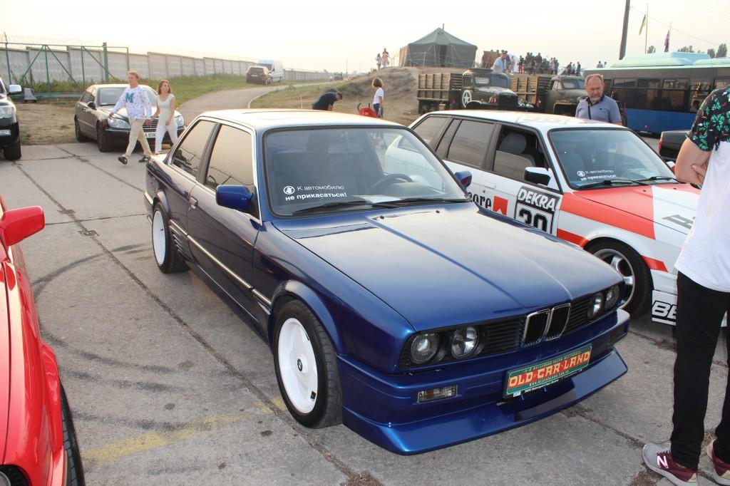 OldCarLand-2016, BMW 518, BMW 635, BMW E30, BMW E30 323