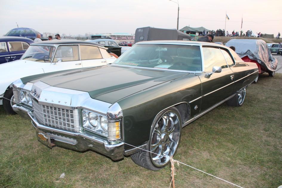 OldCarLand-2016, Chevrolet Impala