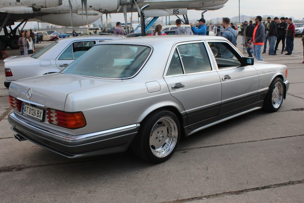 OldCarLand-2016, Mercedes W115, Mercedes-Benz C124 E36 AMG, Mercedes-Benz E320 W124 Coupe, Mercedes 500E, Mercedes W124 E500, Mercedes 126 SEK, Mercedes W126 500SE