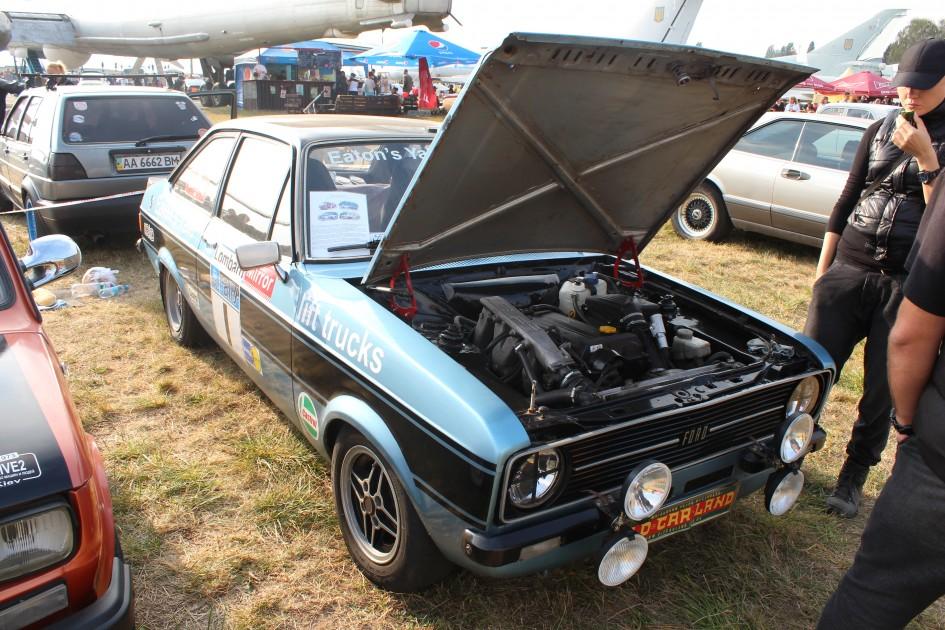 OldCarLand-2016, Ford Escort MK4, Ford Taurus, Ford Probe, Ford Granada Mk1, Ford Escort mk2