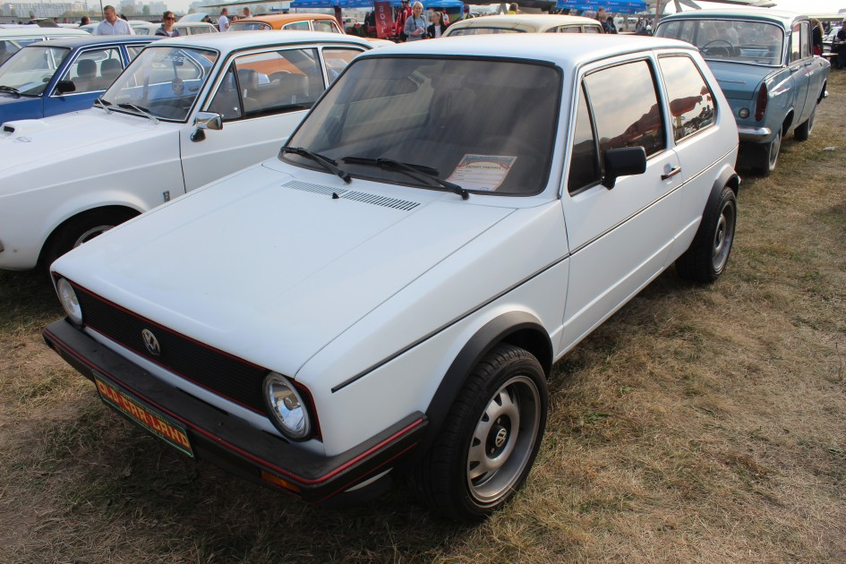 OldCarLand-2016, VW Transporter T2, VW Passat, VW Golf 2, VW Scirocco, VW Golf