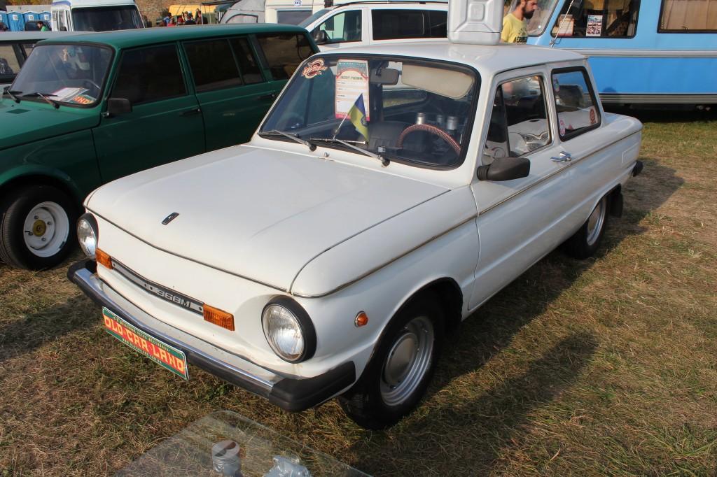 OldCarLand-2016, ЗАЗ-965, ЗАЗ-965А, ЗАЗ-968М
