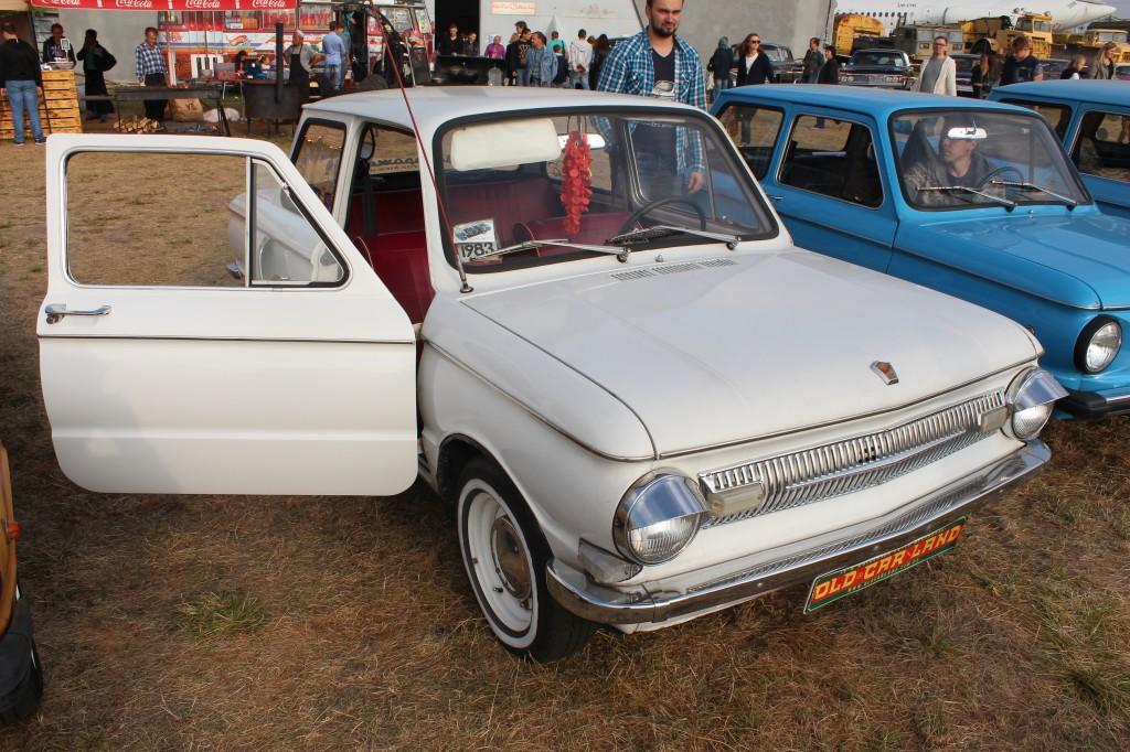 """OldCarLand-2016, ЗАЗ-965, ЗАЗ-965А, ЗАЗ-968М, ЗАЗ-968А, ЗАЗ-1102 """"Таврія"""" кабріолет"""