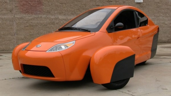 Elio E1C, Reliant, Top Gear, Лос-Анджелес