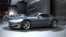 Maserati Alfieri: від бензинового концепту до електромобіля