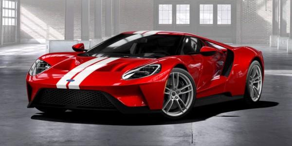 Ford GT, Lamborghini, США