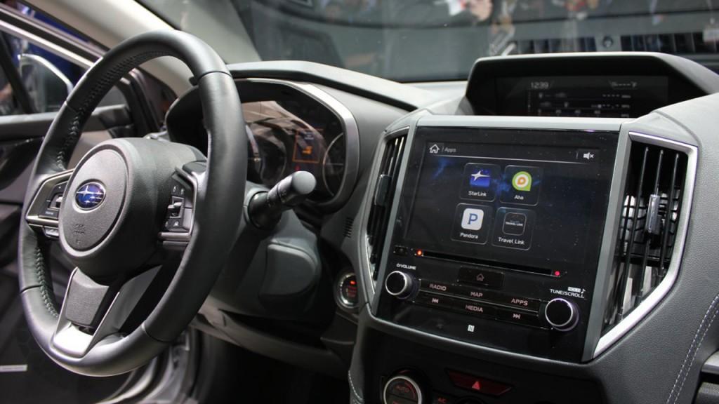 Україна, Нью-Йорк Японія, Subaru Impreza, Audi A4, Toyota Prius, Subaru Starlink, Subaru Global Platform
