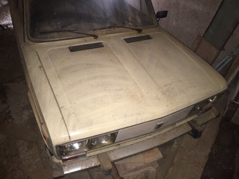ВАЗ-21063 1300SL, Нікополь, Maserati, Ferrari