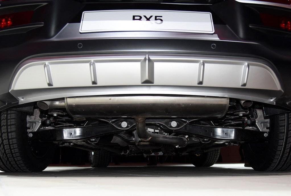 Borgward BX5